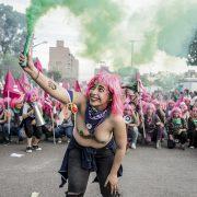 33. Frauen*treffen in Argentinien versammelt über 50.000 Frauen*