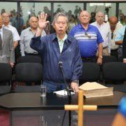 Fujimori soll wieder in Haft kommen