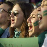 Grüne Welle für die Legalisierung des Schwangerschaftsabbruch erreicht Ecuador