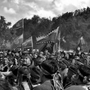 Spannungen nach Mord an jungem Mapuche