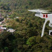 Einsatz von Drohnen zum Schutz indigener Territorien