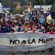 """""""Wasser ist mehr wert als Gold"""" – Bergbau-Proteste in Patagonien"""