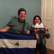 Feministischer Sound aus Nicaragua: Gaby Baca und Mafe Carrero