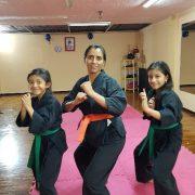 Kampfsportunterricht in Quito