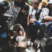 Karawane der Migrant*innen: Massenfestnahmen und ein tödlicher Unfall
