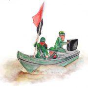 Eingetaucht in das Herz des kolumbianischen Widerstands: eine Begegnung mit der Guerilla