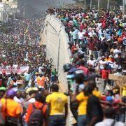 Haiti ruft wirtschaftlichen Notstand aus