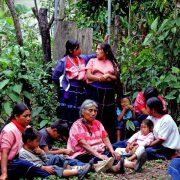Schüsse auf Vertriebene in Chiapas