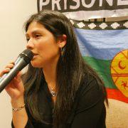 Ley Antiterrorista en Chile – Radio Matraca.  Entrevista con la abogada mapuche Natividad Llanquileo