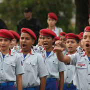 Immer mehr staatliche Schulen unter militärischer Führung