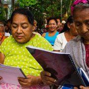 Indigene Rechte: Juristische Rückschritte und Einsatz der politischen Macht