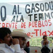Weiterhin Widerstand gegen das Heizkraftwerk in Huexca