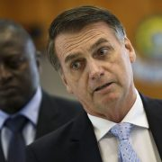 Mehr gegen als für Bolsonaro