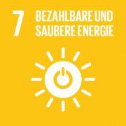 Hinhörer: SDG 7 Energie