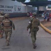 Verschärftes Vorgehen gegen Migrant*innen an Mexikos Südgrenze