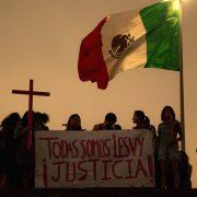 Mord an Lesvy und Aidée: Demonstrantinnen fordern Gerechtigkeit