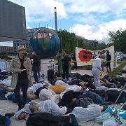 Proteste zur VW-Aktionärsversammlung