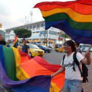 Ehe für alle in Ecuador