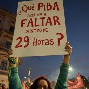 Argentinien: Fünfter Jahrestag der Bewegung 'Ni una menos'