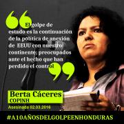 Honduras: 10 Jahre nach dem Putsch