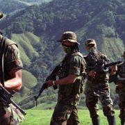 Paramilitärischer Angriff in Antioquia