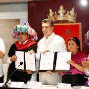 Chiapas: Indigene und Behörden schließen Nichtangriffspakt