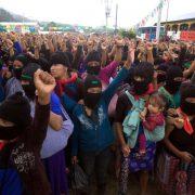 Präsidentenbotschaft an die EZLN?
