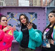 Entrevista a Rebeca Lane- Somos Guerreras on Tour