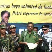 Prominente FARC-Mitglieder nehmen bewaffneten Kampf wieder auf