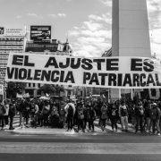 Neoliberale Sparpolitik ist patriarchale Gewalt