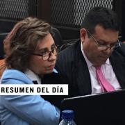 Ex-Präsidentschaftskandidatin Sandra Torres festgenommen