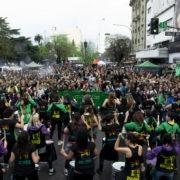 34. Frauen*treffen bringt über eine halbe Million auf die Straße