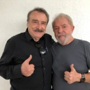 Einhundert Minuten im Gefängnis mit Lula