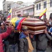 Fünf Tote, Proteste dauern an