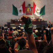 Oaxaca legalisiert Schwangerschaftsabbrüche
