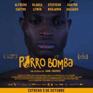 """Filmplakat """"Perro Bomba"""""""