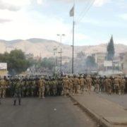 Tote und Verletzte in Cochabamba