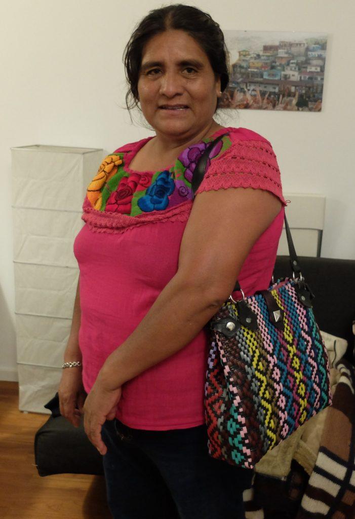 Yolanda Pérez Cruz in Europa