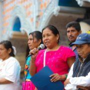 Angriffe auf Land-Aktivistinnen nehmen zu