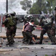 Europäische Repressionshilfe für chilenische Polizei