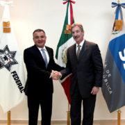 Ehemaliger mexikanischer Chefpolizist in den USA verhaftet