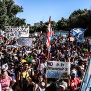 Proteste stoppen Mega-Bergbau in Mendoza