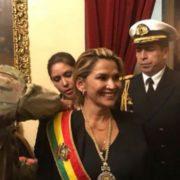 Añez' Kandidatur sorgt für Ärger