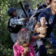 Polizei greift Migrant*innen in Chiapas an