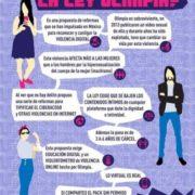Ley Olimpia zum ersten Mal angewendet