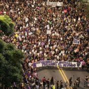 Feministische Kämpfe in der Hochburg des Patriarchats