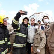 Bolsonaro vor dem Internationalen Gerichtshof angezeigt