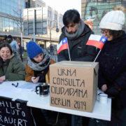 Keine Gerechtigkeit ohne neue Verfassung: Chilen*innen in Deutschland