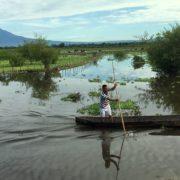 Hochwasserschutz als Wettlauf gegen den Klimawandel