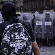 Massive Polizeigewalt erinnert an Halconazo 1971